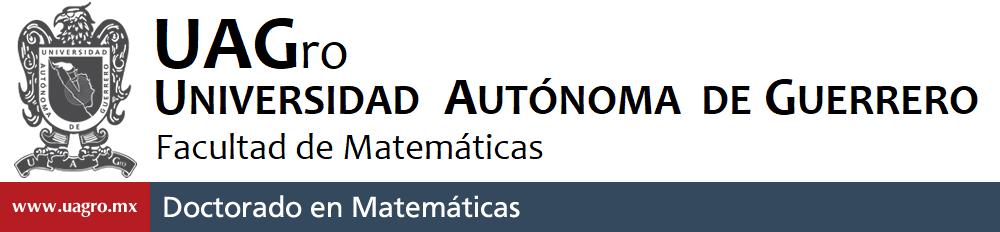 Doctorado en Matemáticas